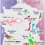 フランスワインを各地方で見てみよう!